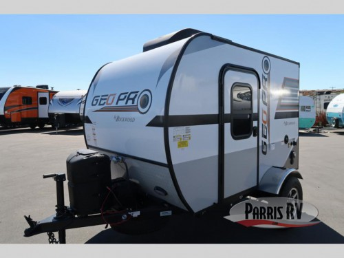 Small Travel Trailer