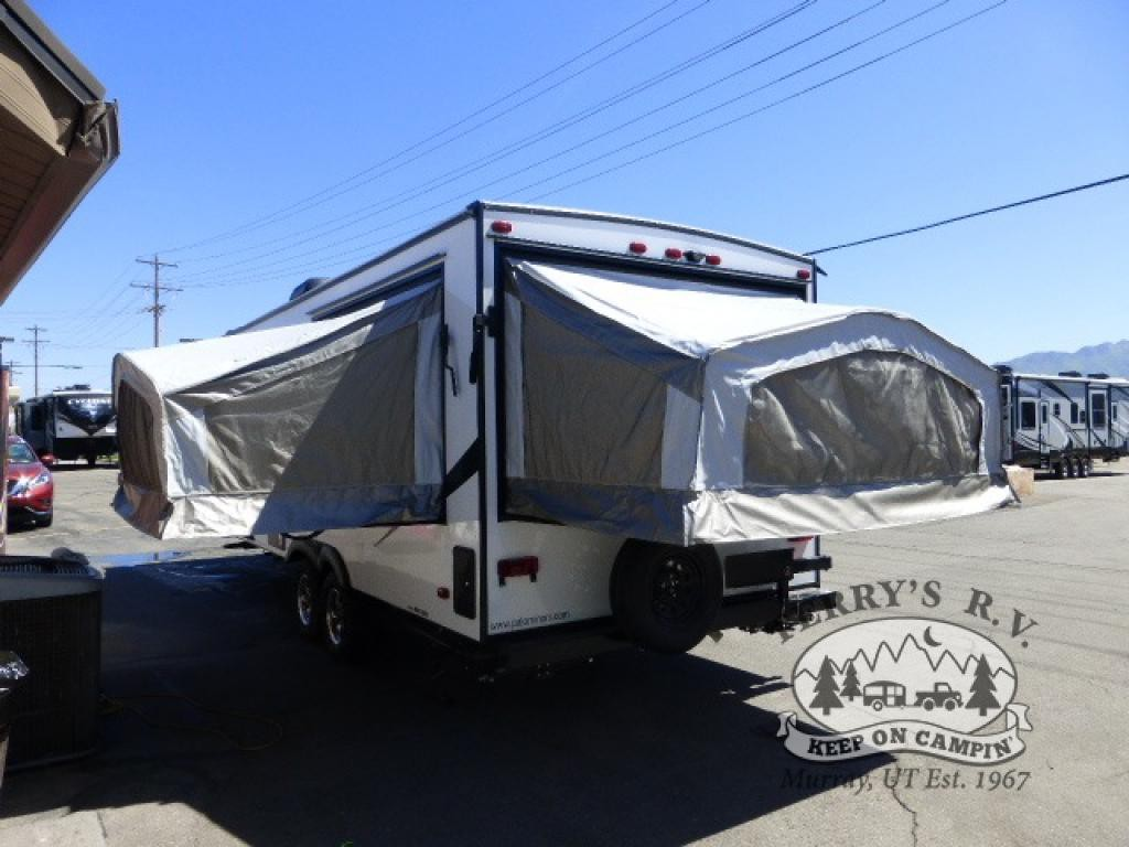 Palomino Real Lite Pop Up Camper Review: 3 Features You Must