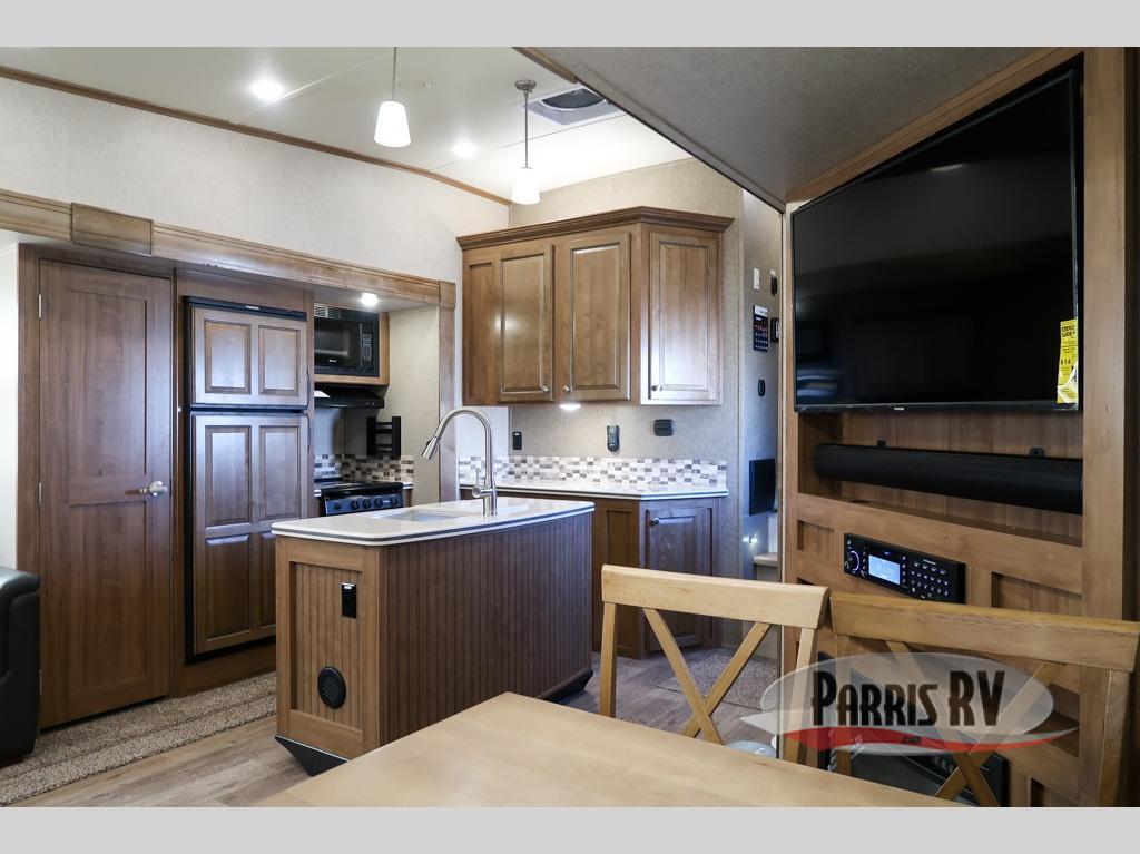 Forest River Rockwood Kitchen