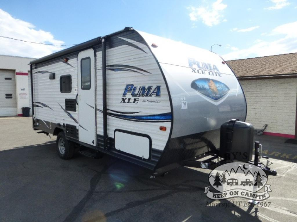 Palomino Puma XLE Lite Travel Trailer Main