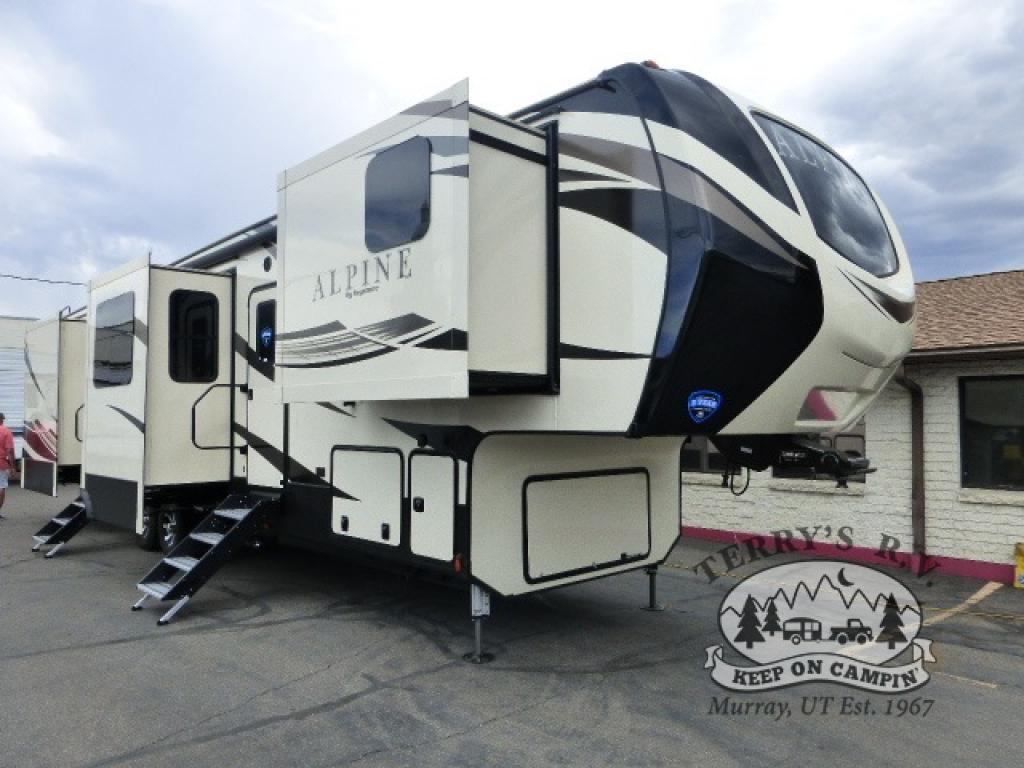 Keystone RV Alpine Main