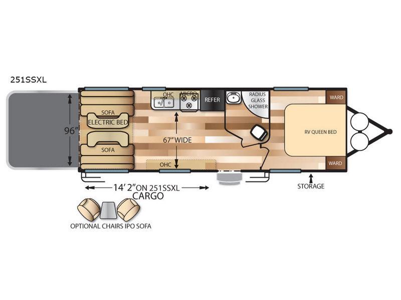 Salem Cruise Lite Floorplan