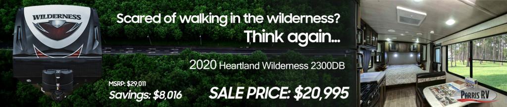 Heartland Wilderness Travel Trailer Review
