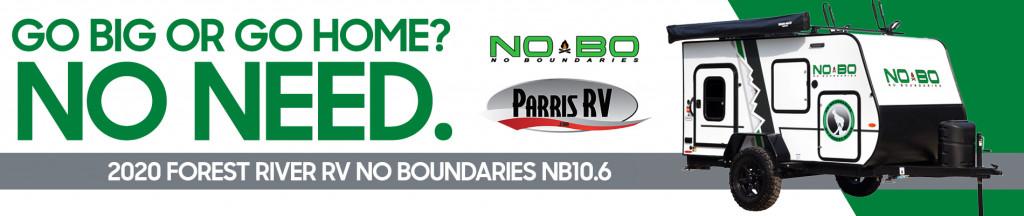 No Boundaries RV for sale
