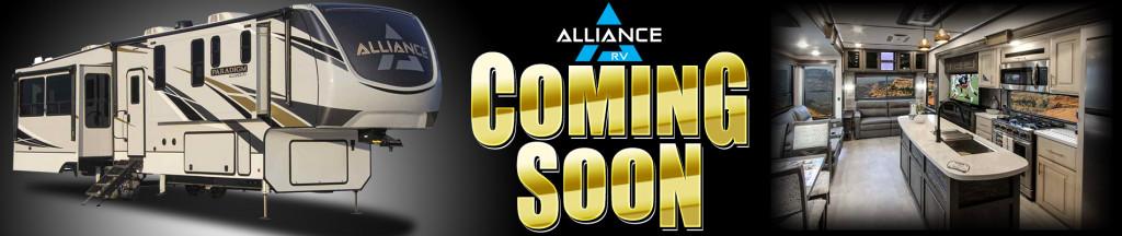 Alliance RV Banner