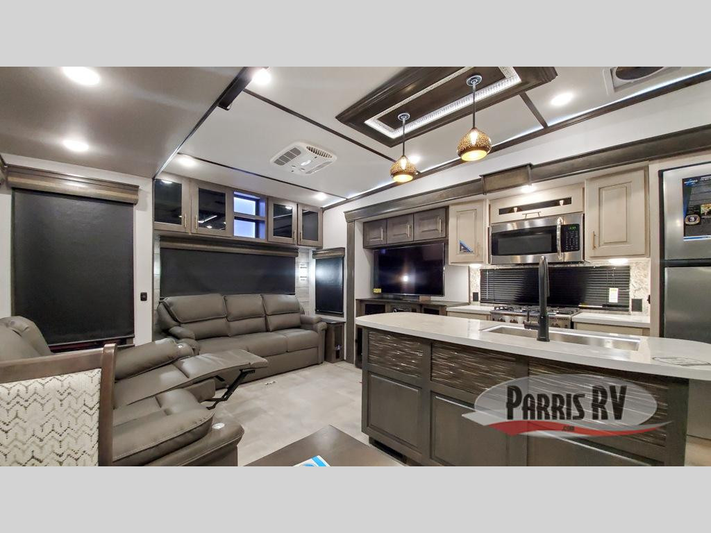 Alliance RV Paradigm Fifth Wheel Interior
