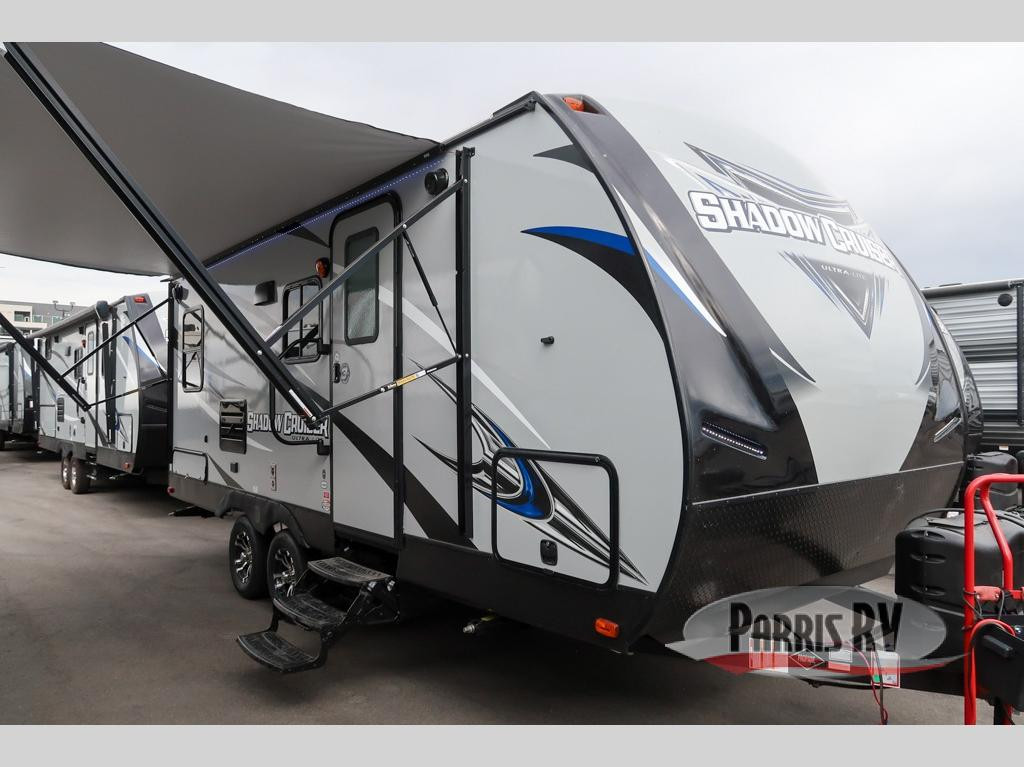 Shadow Cruiser Travel Trailer Exterior