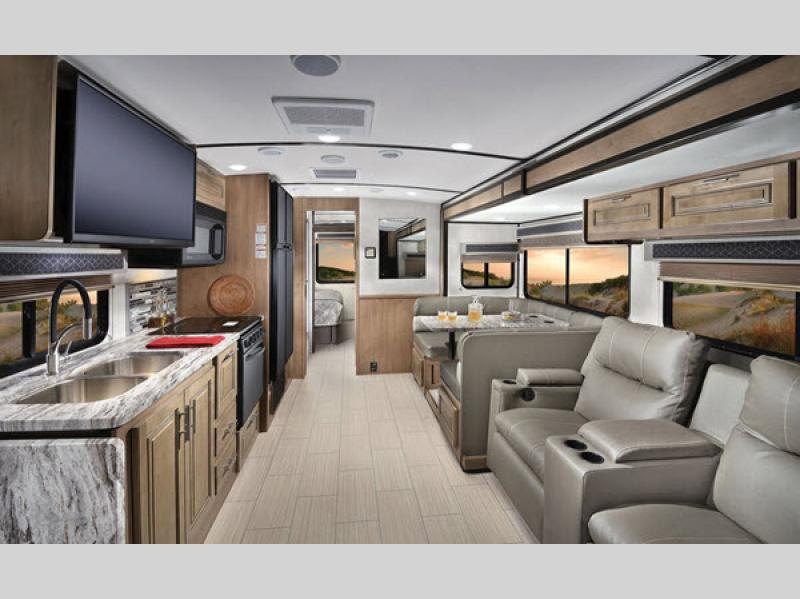 Forest River Motorhome FR3 Interior