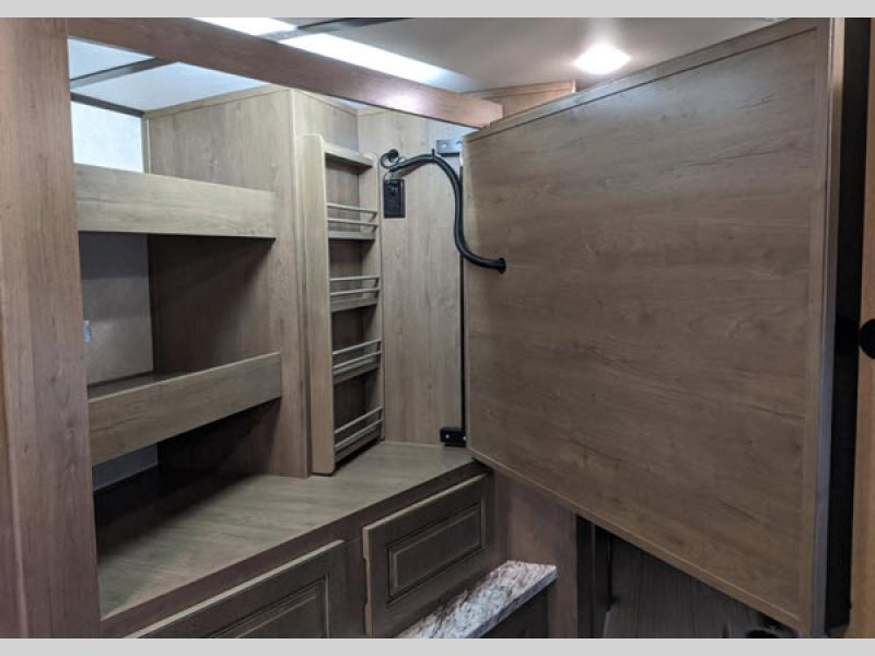 Forest River Motorhome FR3 Storage Space
