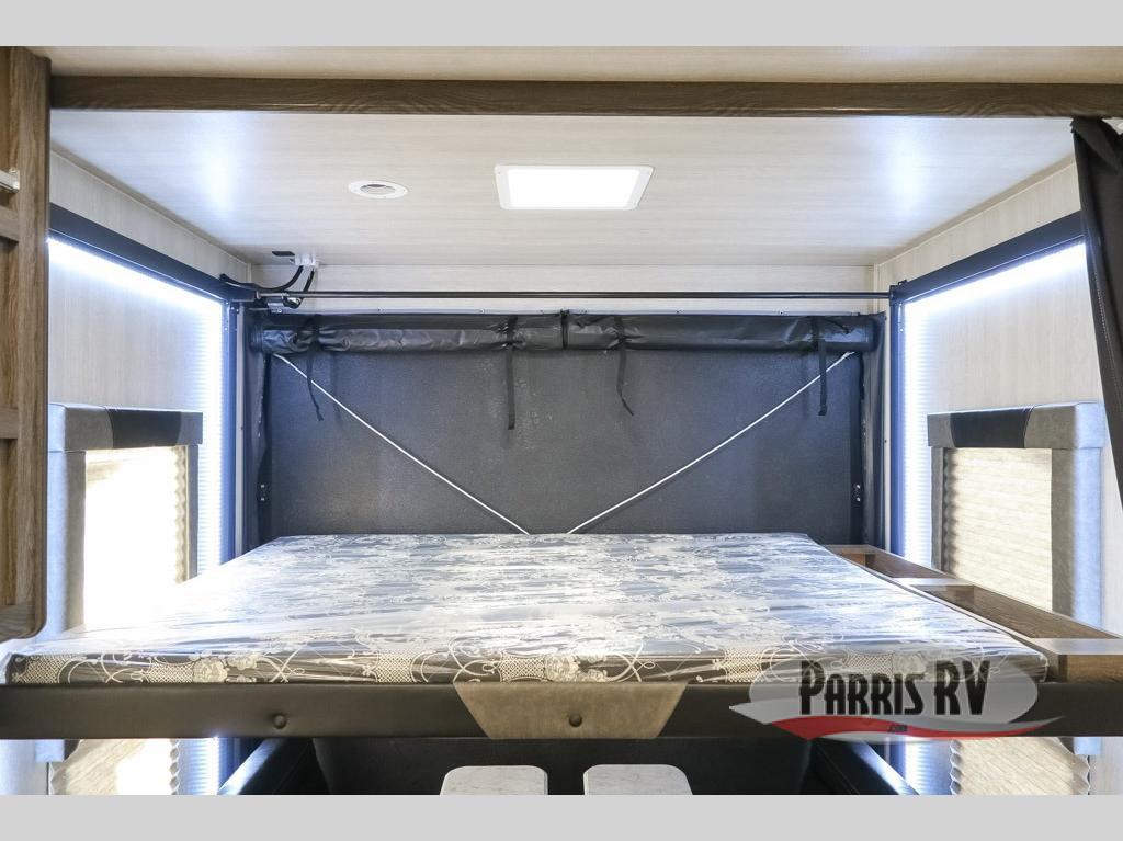 Vortex power bed