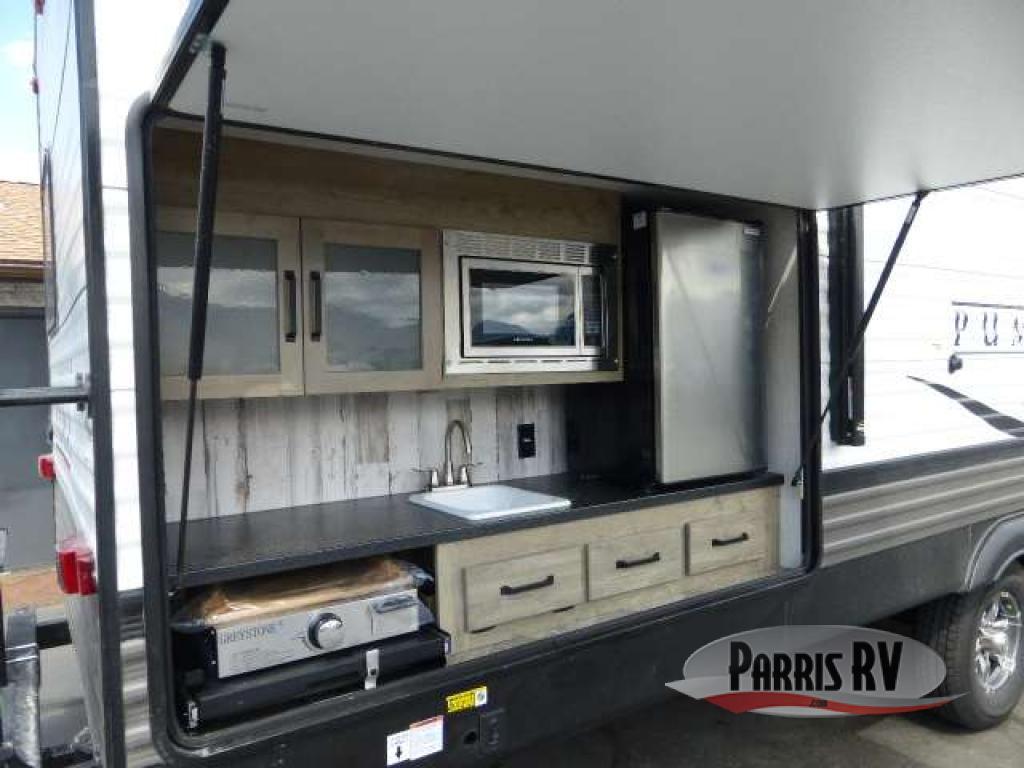 Puma Outdoor Kitchen